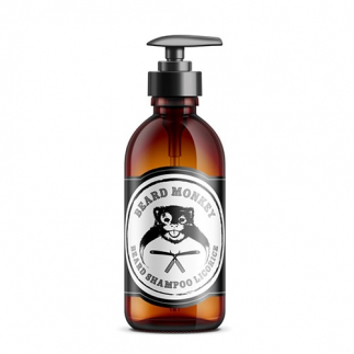 Sampon pentru barba Beard Monkey Licorice 100ml